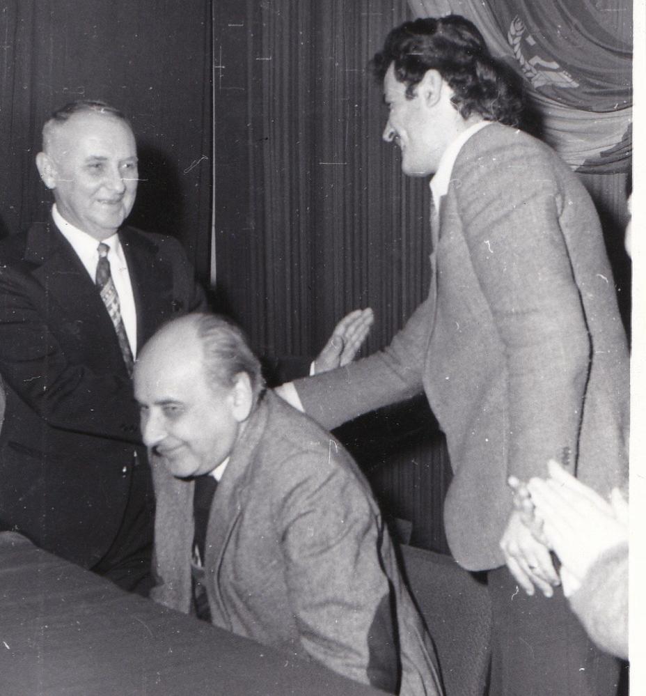 14 -ses omagiala Dinu Martac (1), 19.01.1983, Dinu Martac, Calin Mihaileanu si .._