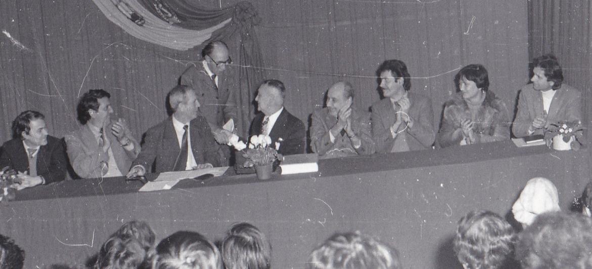 15 - ses. omagiala Dinu Martac, 19.01.1983