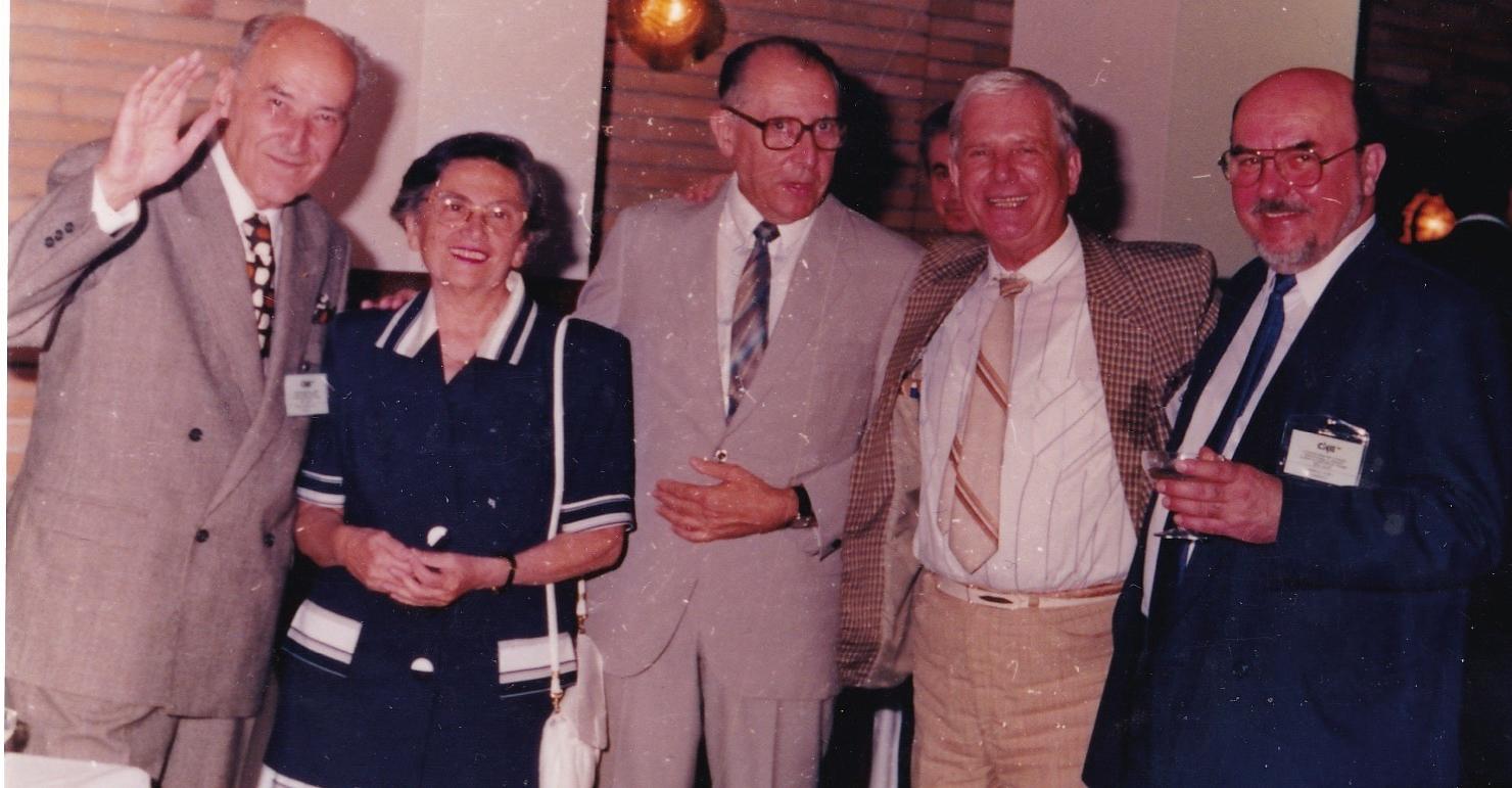 19 - CNE 1994, 13-16 iunie, Calin Mihaileanu, 2 straini, Gheorghe Balan, un strain
