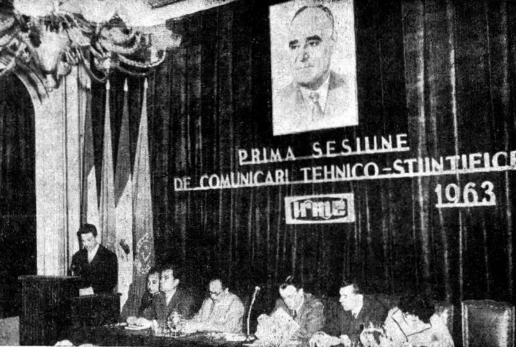 1963- Sesiune IRME