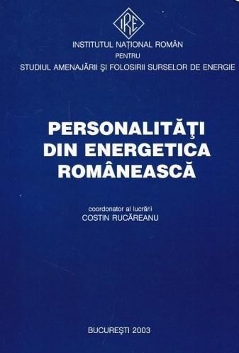 2003-Personalitati din energetica romaneasca