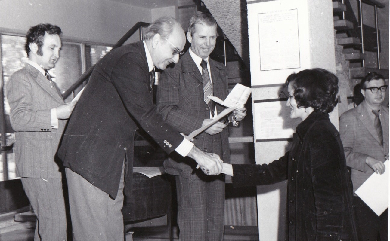 5 -a 9-a consfatuire, 3.02.1978, Vasile Rugina, Calin Mihaileanui, Gheorghe Balan, Liana Bilegan