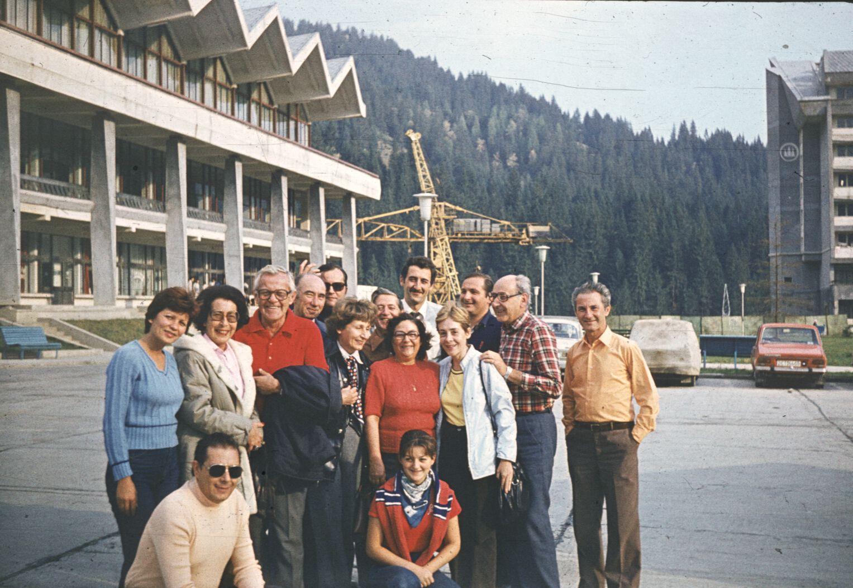 Calin Mihaileanu 1982