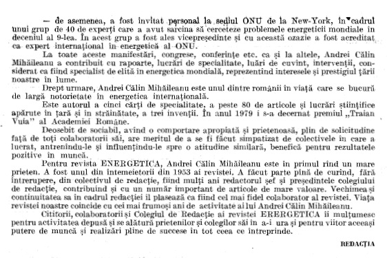 Mihaileanu 70 ani - 2