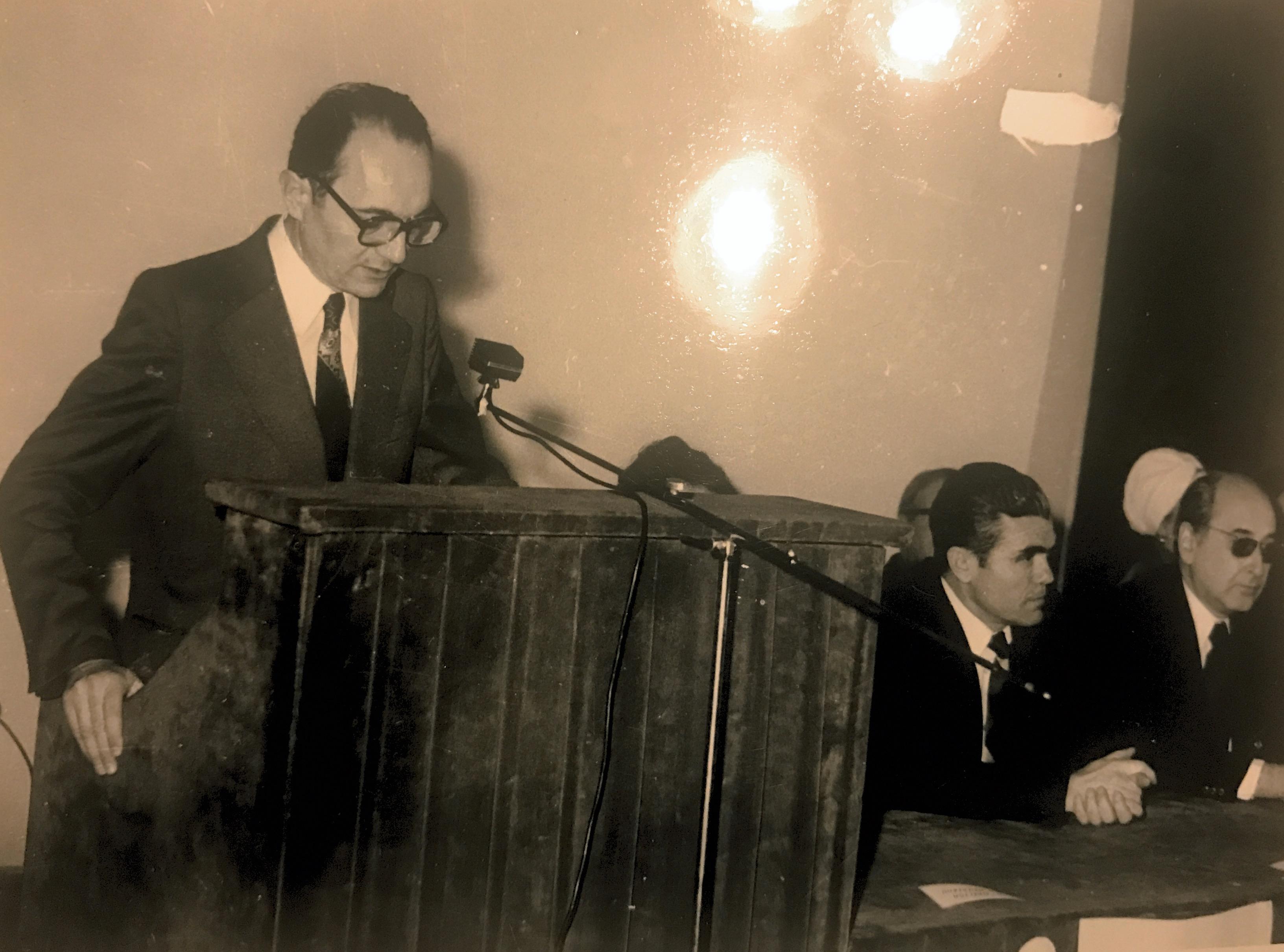 Mario Duma, Calin Mihaileanu cca 1975